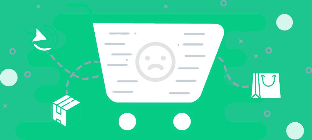Skicka cart abandonment mail Rule