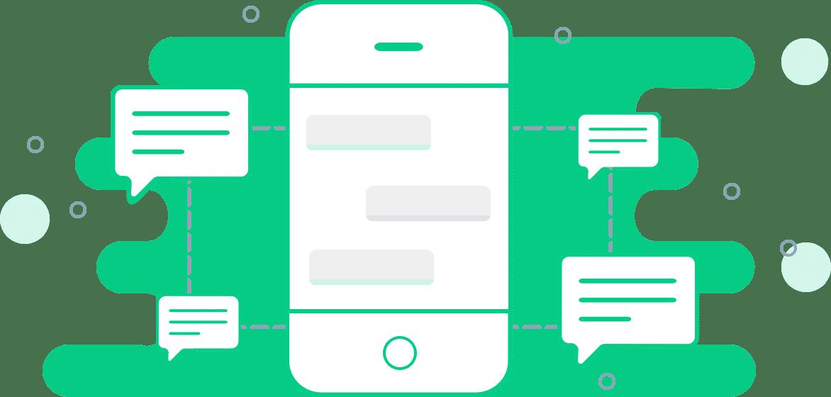 mobilmarknadsföring skicka sms i rule