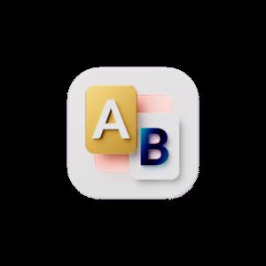 A/B test nyhetsbrev