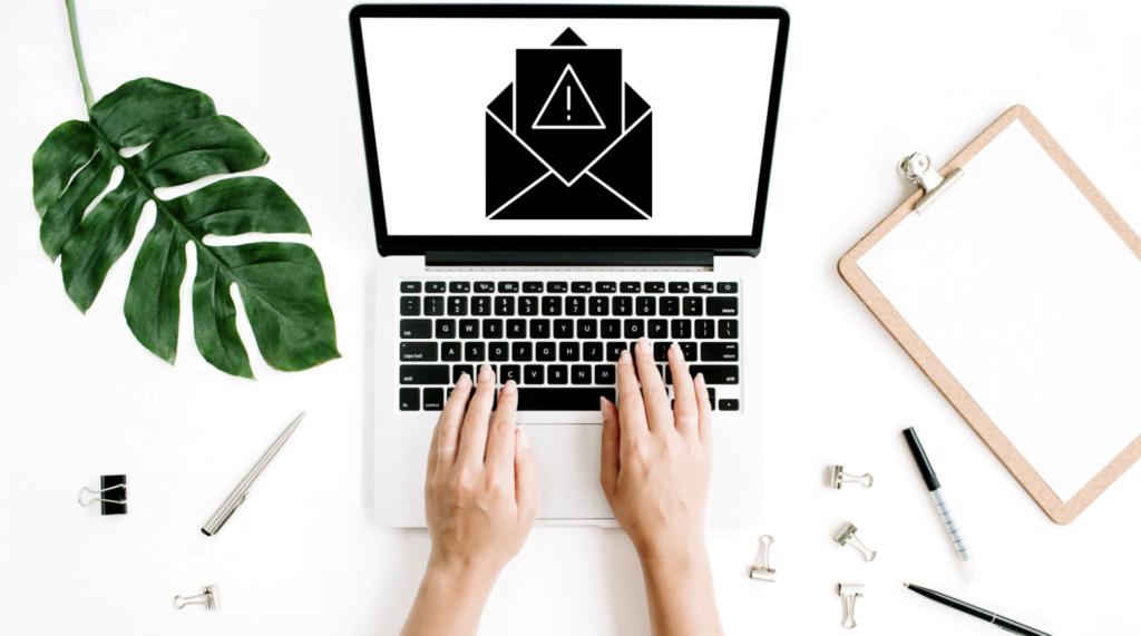 skapa email