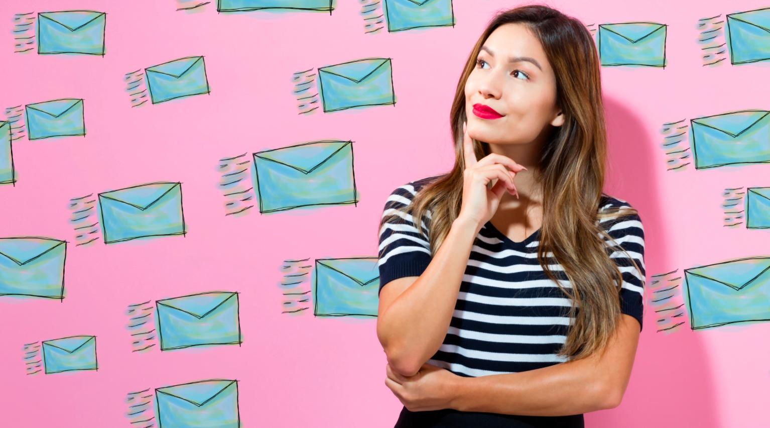 skapa emails